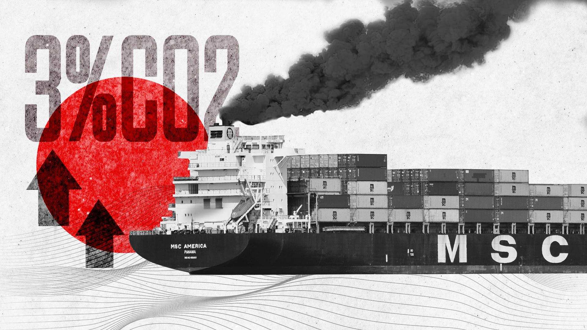 Las innovaciones del transporte marítimo para sumarse a la lucha contra la crisis climática