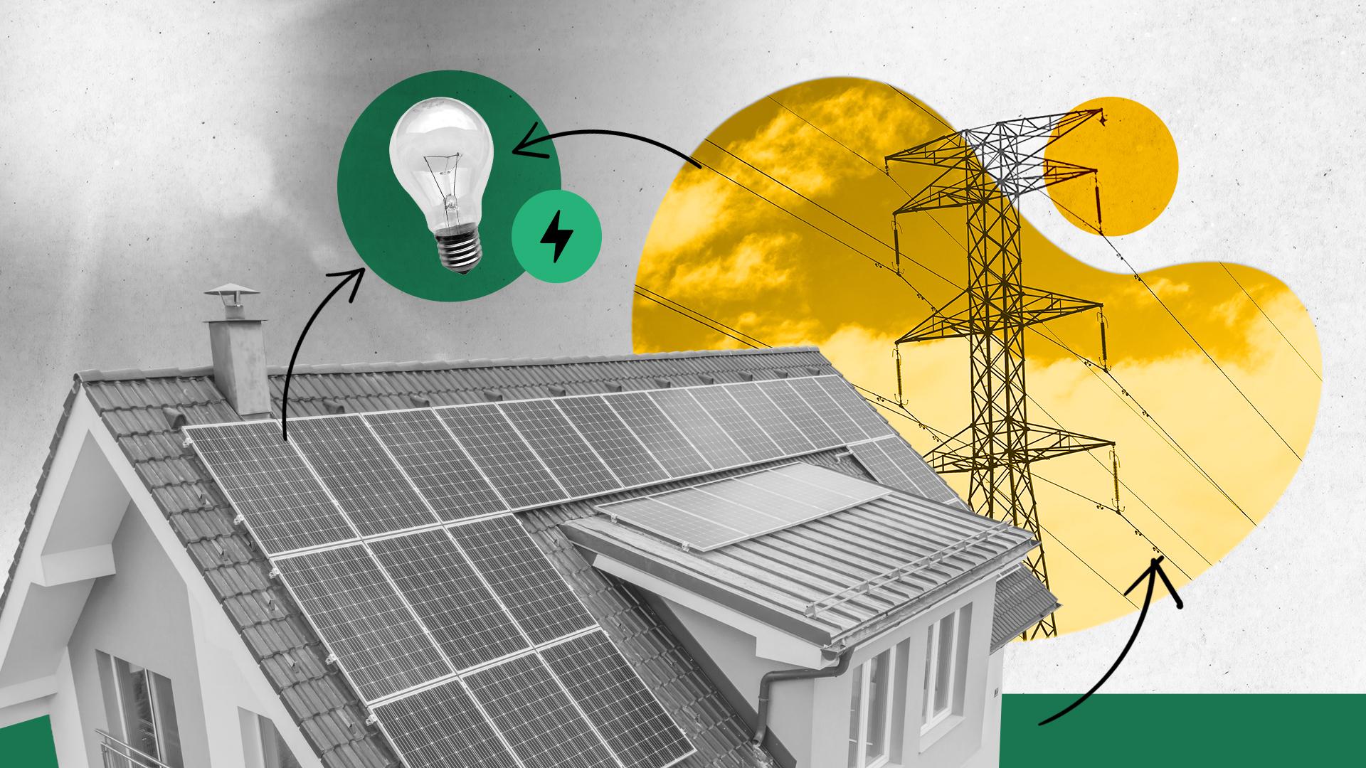 """Generación distribuida: """"crear"""" energía en casa para contribuir a la transición energética"""