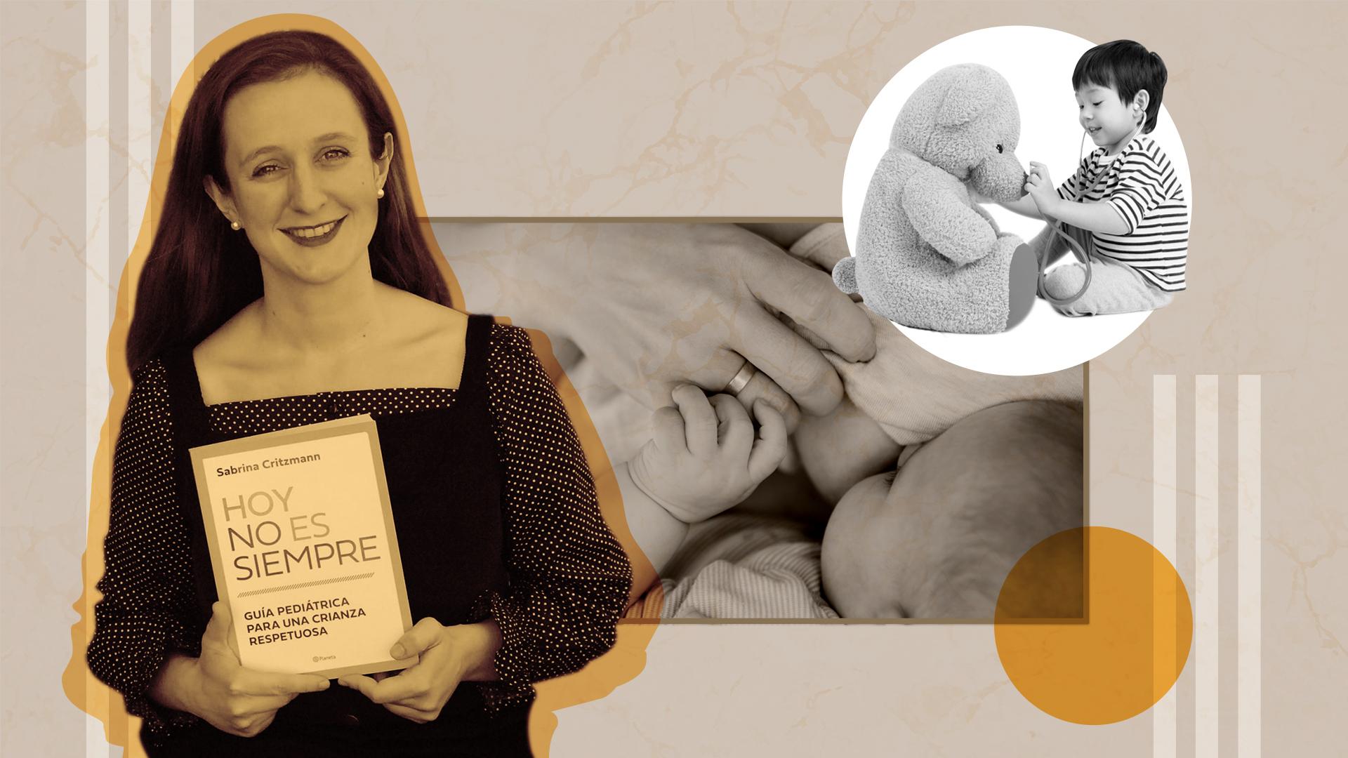 Sabrina Critzmann: la pediatra que renació y hoy sostiene a miles de personas del otro lado de la pantalla