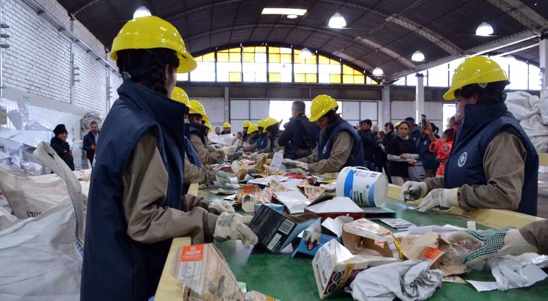 Cómo la gestión de residuos inclusiva en América Latina y el Caribe puede contribuir al desarrollo de una economía circular