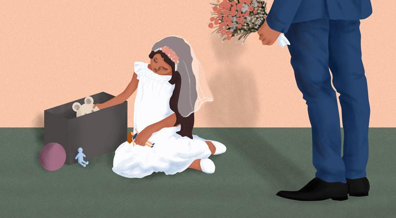 Matrimonio infantil: una práctica aún naturalizada que amenaza el futuro de miles de niñas y adolescentes en Argentina