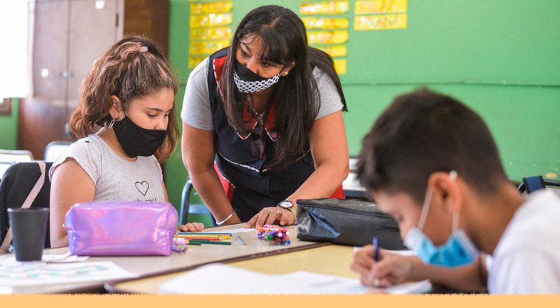La importancia de que la escuela mire a sus estudiantes uno a uno
