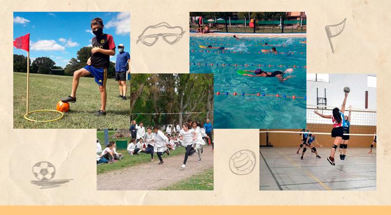 El rol del deporte en la formación de niñas, niños y adolescentes
