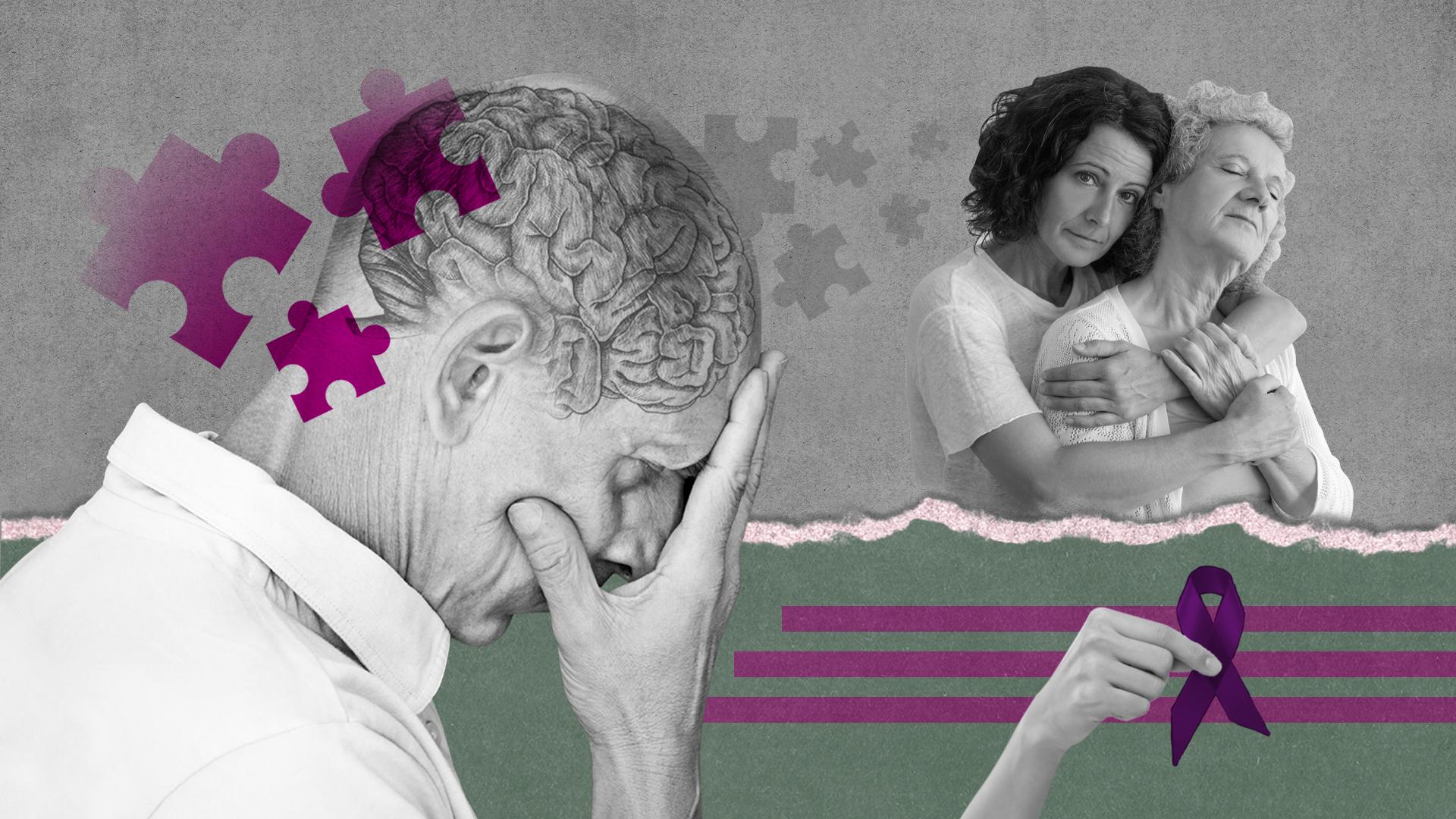 Cómo acompañar a personas con alzhéimer durante la pandemia
