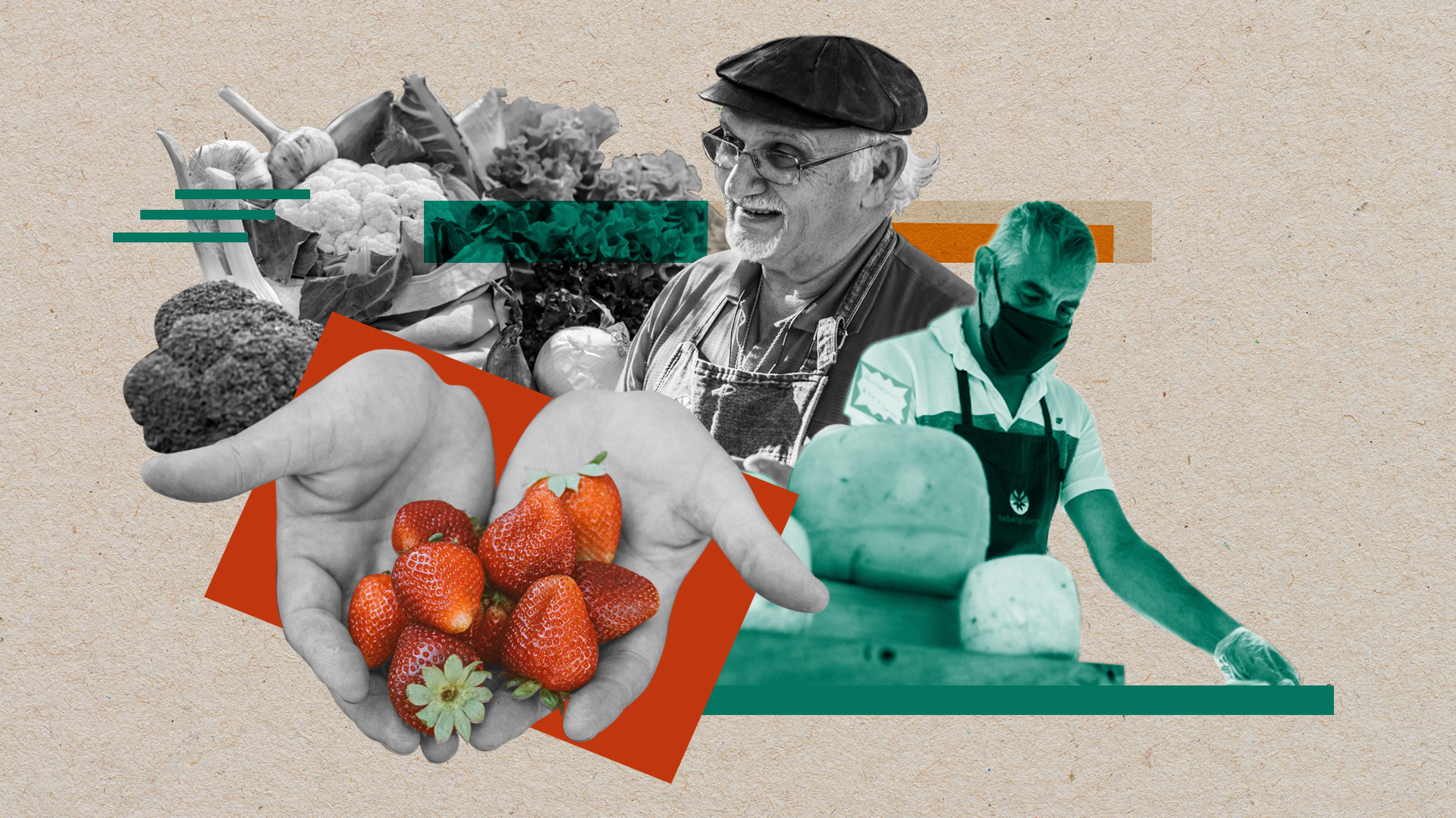 """Angie Ferrazzini: """"Para alcanzar una vida más en consonancia con la naturaleza y con las personas tenemos que cuidar nuestra tierra y los alimentos"""""""