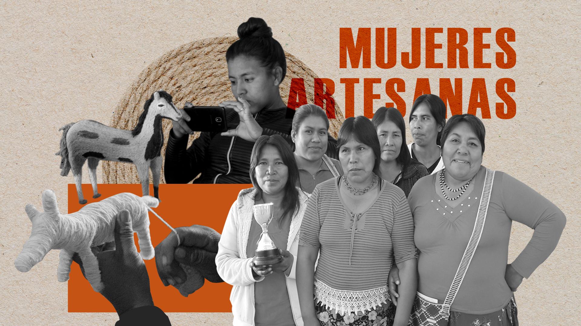 Cómo se formó la red de mujeres artesanas indígenas más grande de Argentina