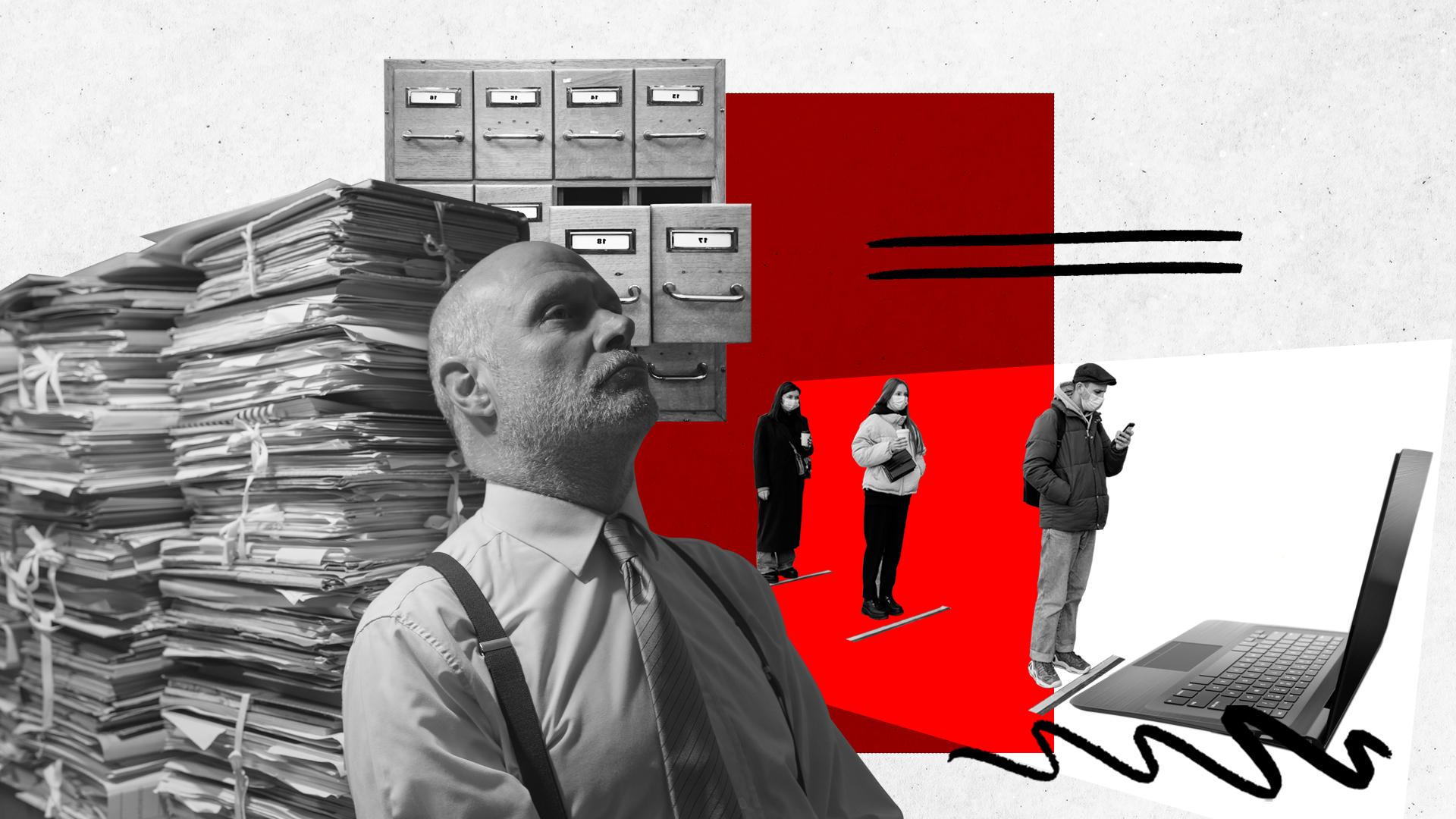 Qué es el distanciamiento digital y cómo una ley puede dinamizar trámites burocráticos interminables