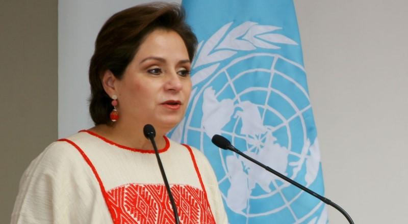 """Patricia Espinosa: """"Tenemos que mirar que los países estén dispuestos a participar en el financiamiento climático"""""""