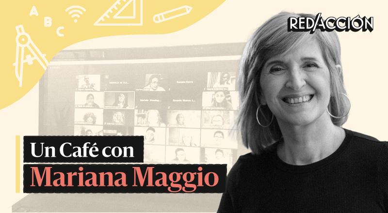 """Mariana Maggio: """"Hay que cambiar el corazón de la propuesta educativa"""""""