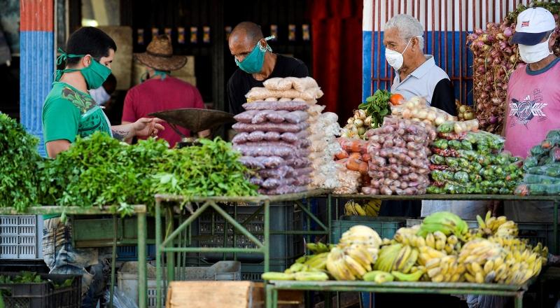 Hortalizas y frutas: de infaltables en la mesa a un lujo para muchos cubanos