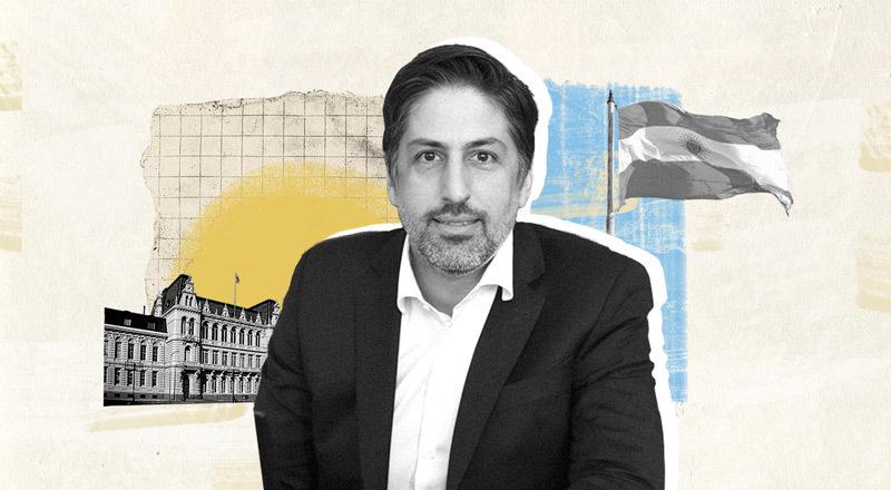 """Nicolás Trotta: """"Es el momento de pensar en la situación laboral de los docentes y en la escuela de la pospandemia"""""""