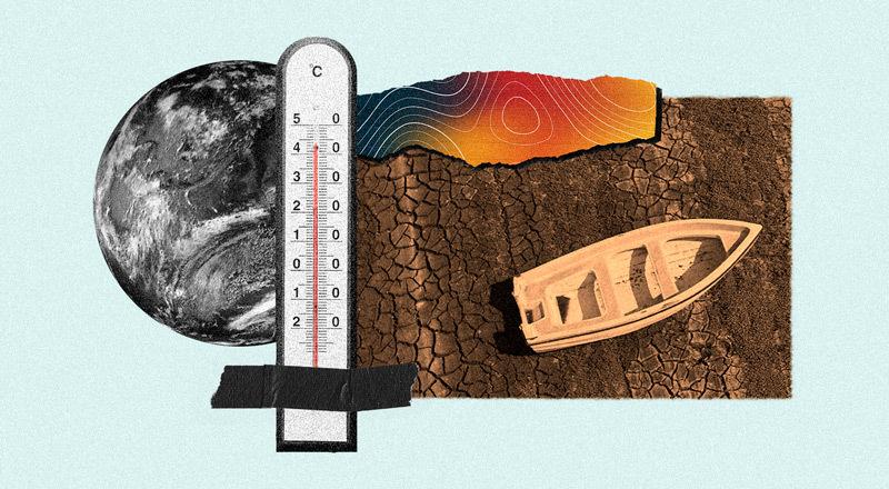 Olas de calor, sequías, inundaciones: por qué se producen los eventos climáticos extremos y qué podemos hacer ante este escenario