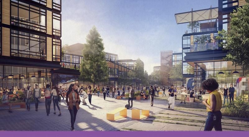 Facebook está construyendo su propia ciudad