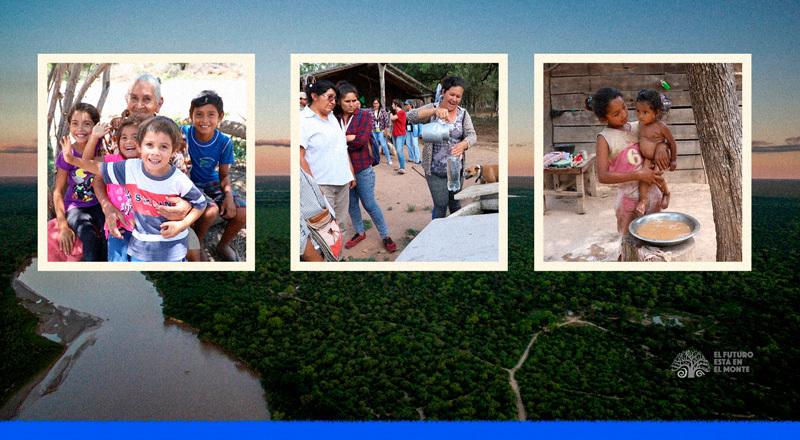 La Unión Europea financia seis proyectos del Gran Chaco