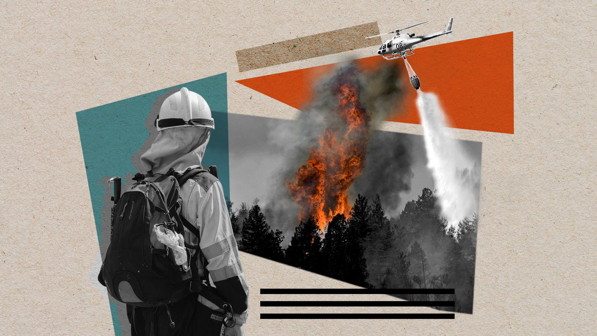 Cómo podemos prevenir incendios más grandes y devastadores
