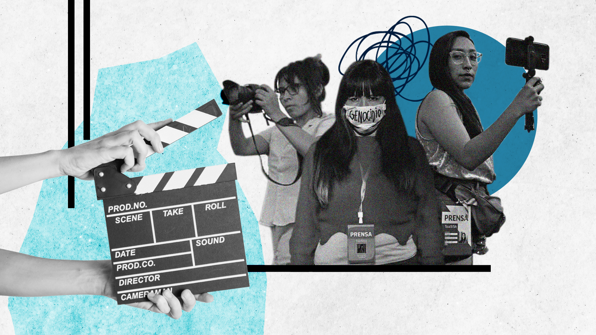 Mujeres indígenas que viven en la ciudad crearon un medio de comunicación para recuperar sus identidades