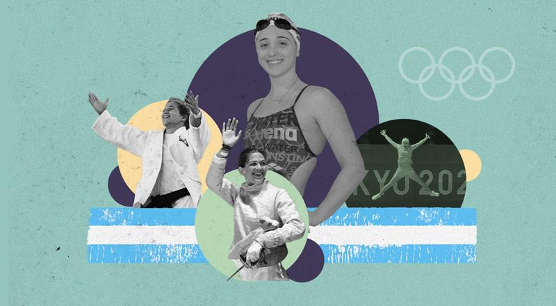 Un cambio olímpico: las atletas demuestran una vez más que no hay deportes solo de varones