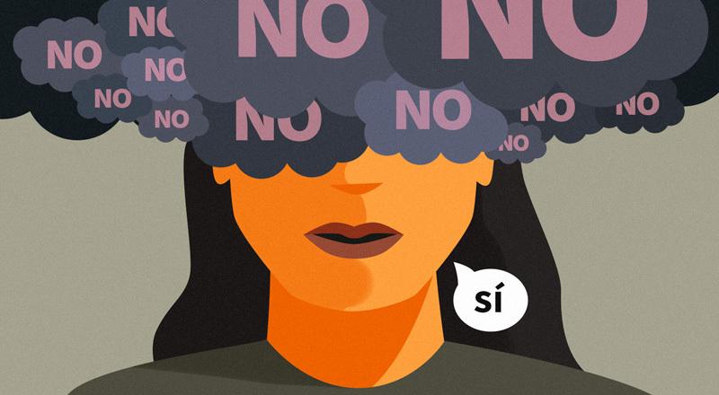 """Decir """"no"""": por qué nos cuesta tanto y cómo se relaciona con el temor a confrontar o decepcionar"""