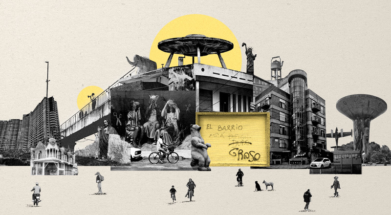 The Walking Conurban, o cómo redescubrir la identidad del Gran Buenos Aires en fotos