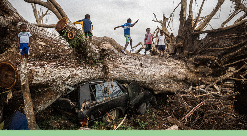 ¿Por qué la crisis climática es una crisis de los derechos de la infancia?