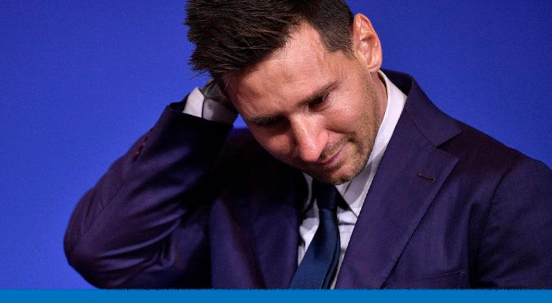 Messi: la despedida (breve) del héroe