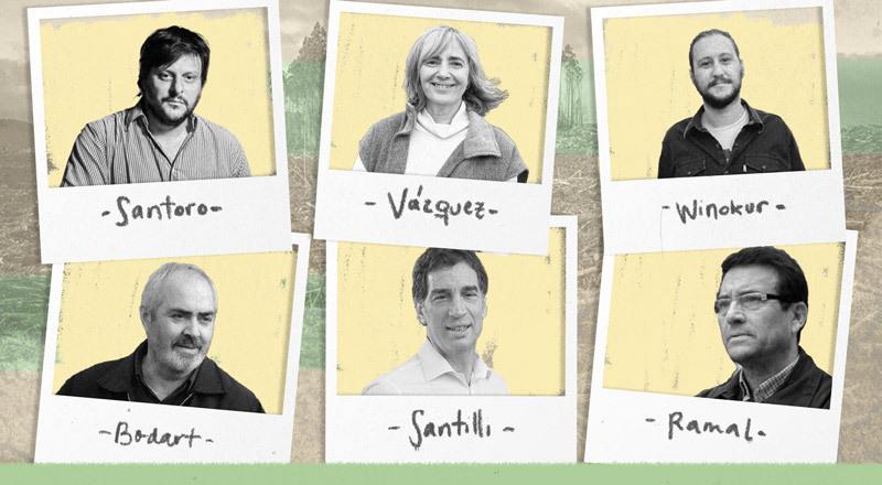 ¿Cuáles son las propuestas ambientales de los precandidatos? Responden algunos de ellos