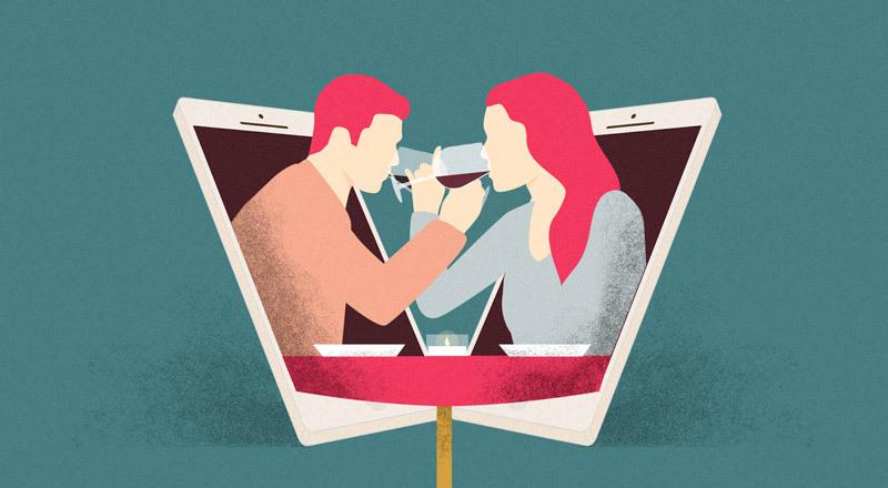 Entre pantallas y copas: cuál es el futuro de las citas románticas luego del boom de las dating apps en la pandemia