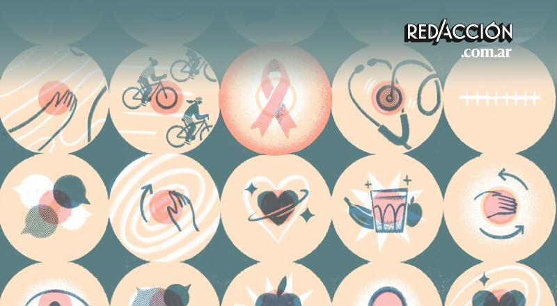 Campaña del mes: en octubre, ayudemos a prevenir y a tratar el cáncer de mama y salvar así miles de vidas