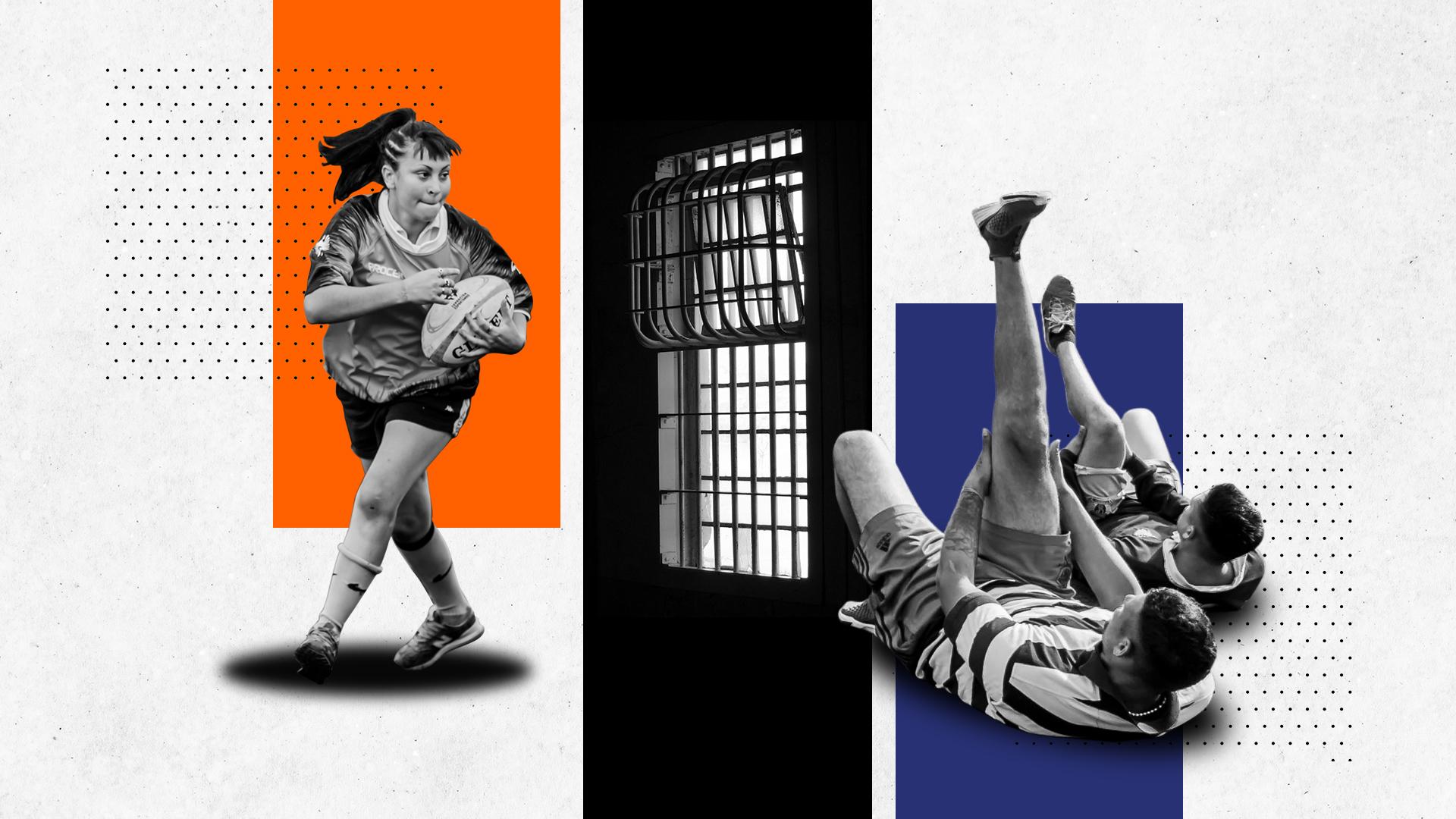 Los proyectos deportivos mejoran la vida adentro y afuera de las cárceles