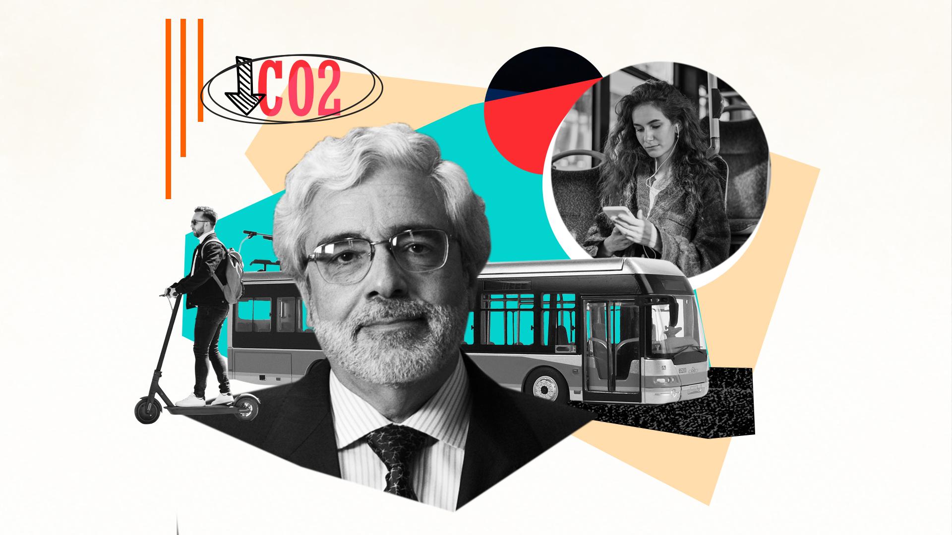 El transporte sustentable es parte de la solución a la crisis climática y también a la desigualdad en las ciudades