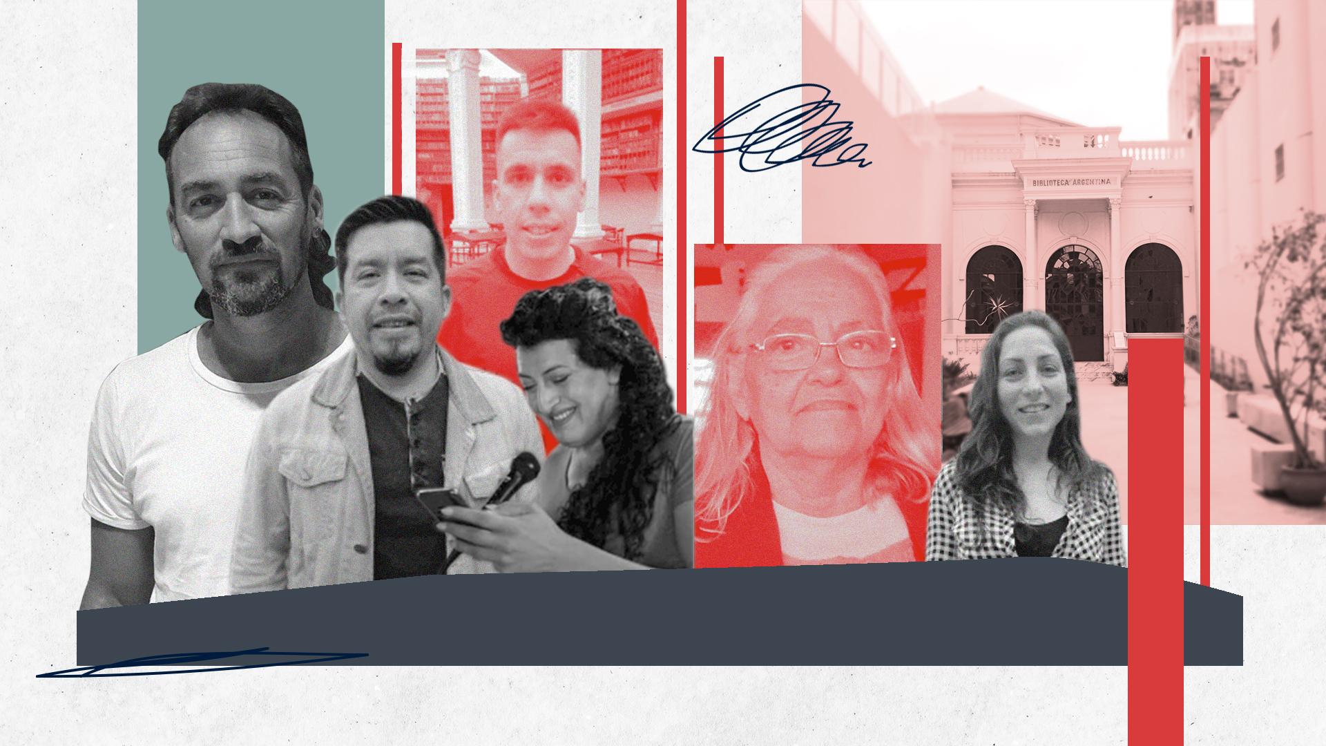 El Proyecto Biblioteca Presente busca fomentar el diálogo y derribar prejuicios mediante la narración oral de una experiencia