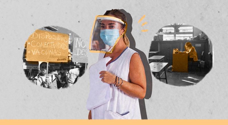 Qué pasó con directores y directoras de escuelas en la pandemia y por qué es importante tenerlo en cuenta