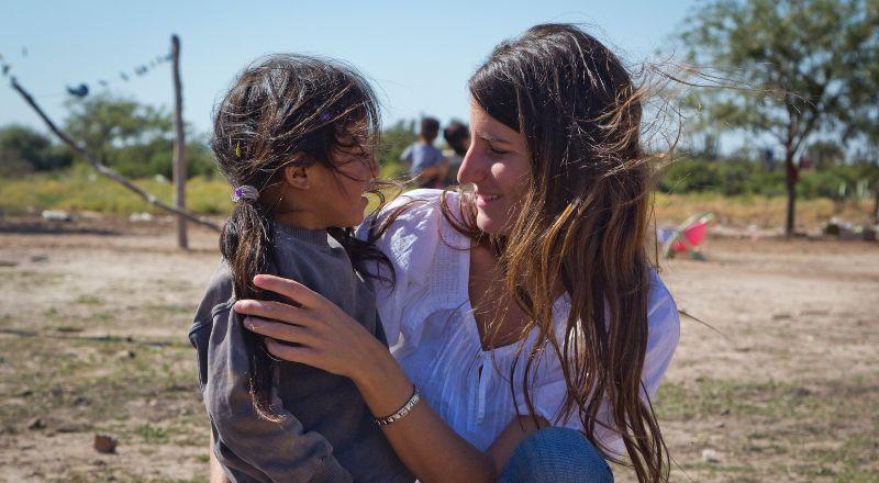 """Catalina Hornos: """"Es importante que la solidaridad se sostenga ante emergencias invisibles, como la pobreza"""""""
