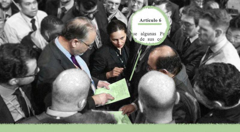 COP26: ¿En qué consiste el artículo 6 por el que debatirá el mundo?