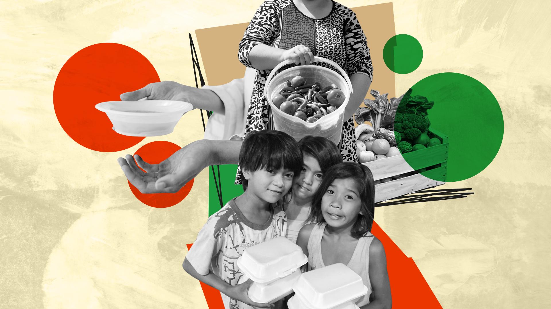 Cómo se trabaja en el rescate de alimentos que se pierden o desperdician