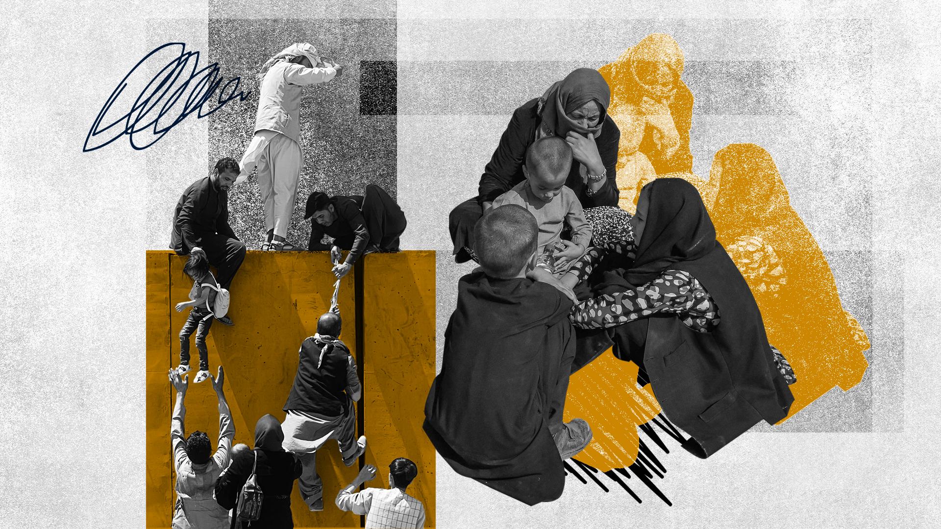 Las experiencias con refugiados sirios que podrían replicarse para recibir familias de Afganistán